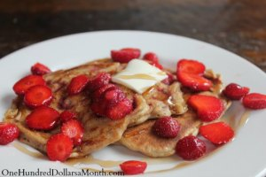 strawberry-pancakes-tasty